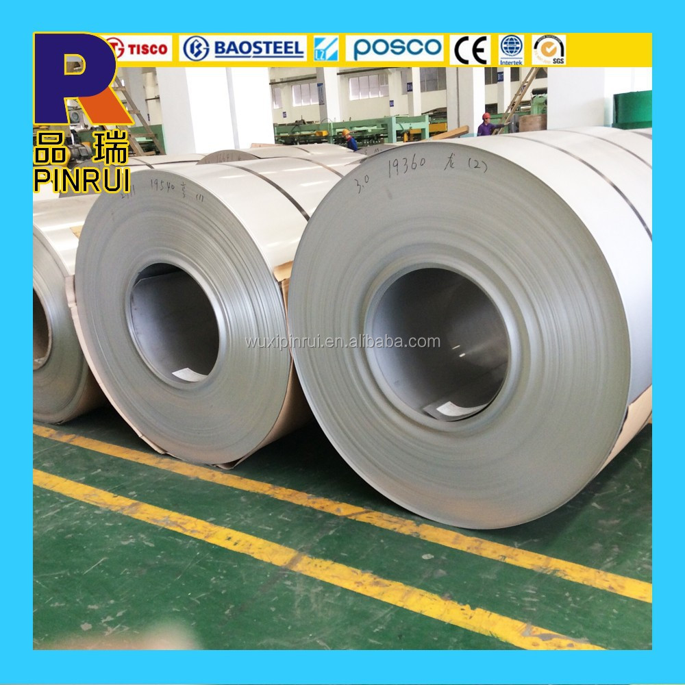AISI 316 BA cold rolled stainless steel coil