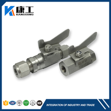Pump Water Fire Extinguisher Parts Mini Mounted Ball Valve