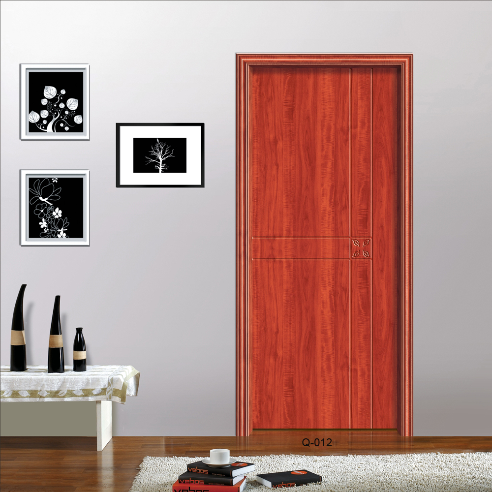 New <strong>products</strong> Interior Decorative Cheap Price Honeycomb MDF Laminated Door in China