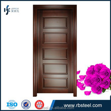 5 panels ISO 9001 certified latest office door design