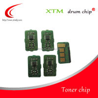Chip for samsung CLP-610 660 661 6200 660B K C M Y cartridge count metered toner reset chips