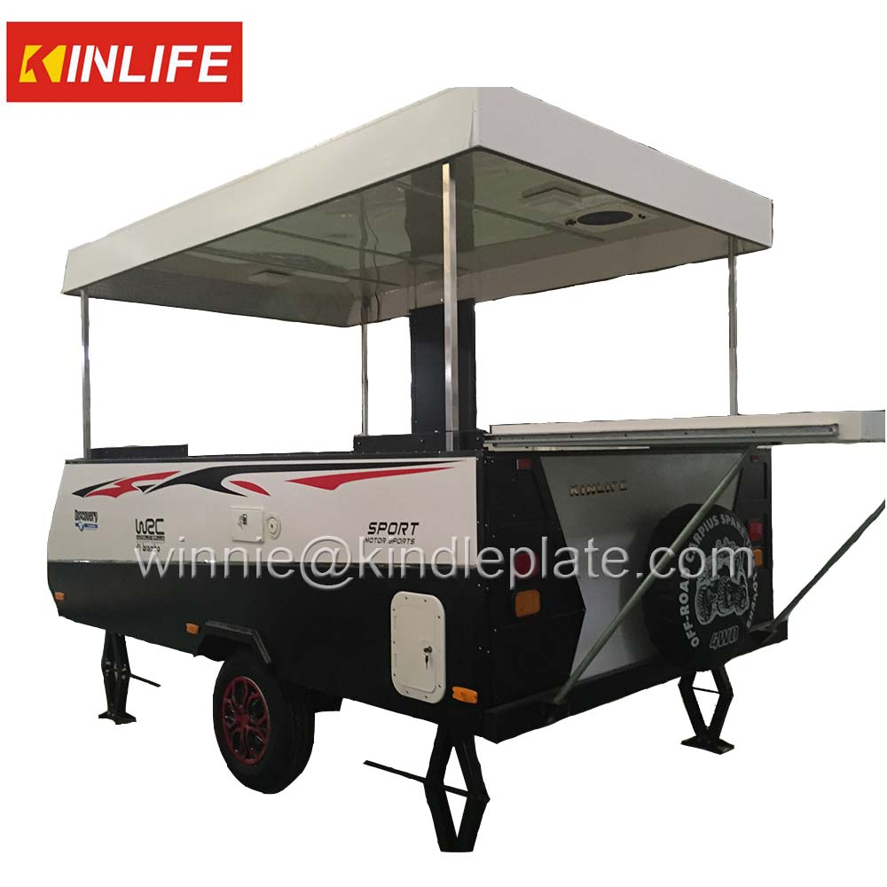 Pop Top Out Camper Trailers for Sale