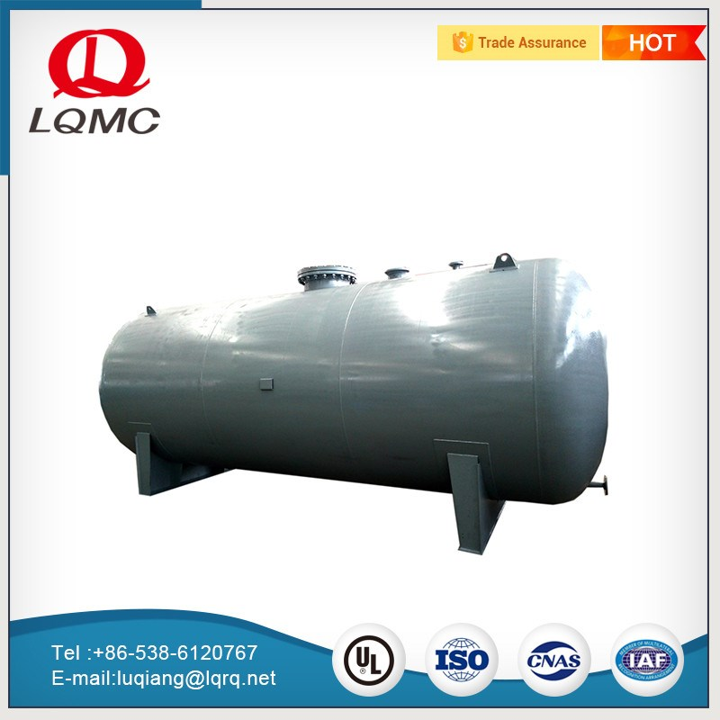 Compartment customized best price gasoline diesel palm oil storage tank