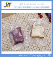 plastic food packaing vacuum bag