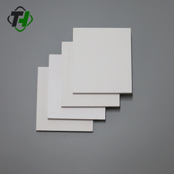 white waterproof die cut shape pvc foam board/sheet printing