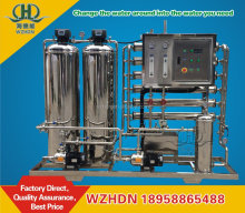 3T/H reverse osmosis river water purification system/Japanese water purification system