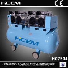 4HP rotary screw motor driven industrial air compressor prices