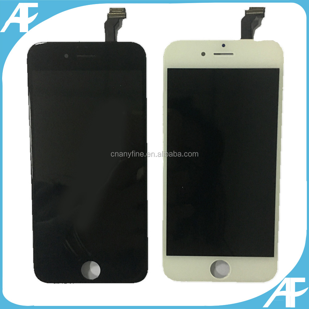 "4.7"" White Lcd Screen For Iphone 6 lcd assembly 32gb"