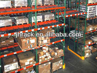 Big warehouse for pallet shelving racking