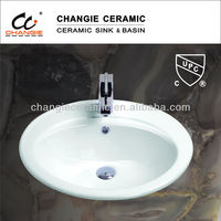 1001,made in china,changie factory,oval sink,cupc sink