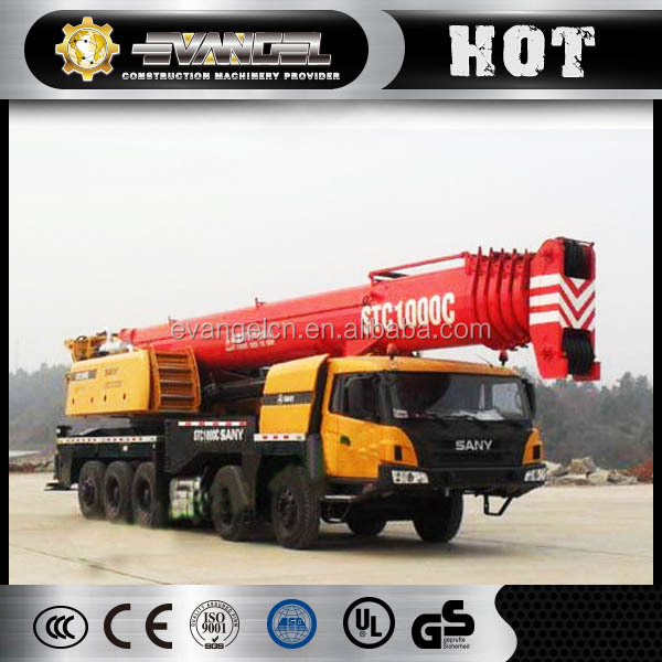 SANY Used Hot Sale 12 ton Truck Crane STC120C