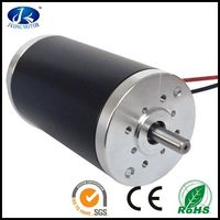 Permanent Magnet high quality Brush DC motor 63ZYT01A
