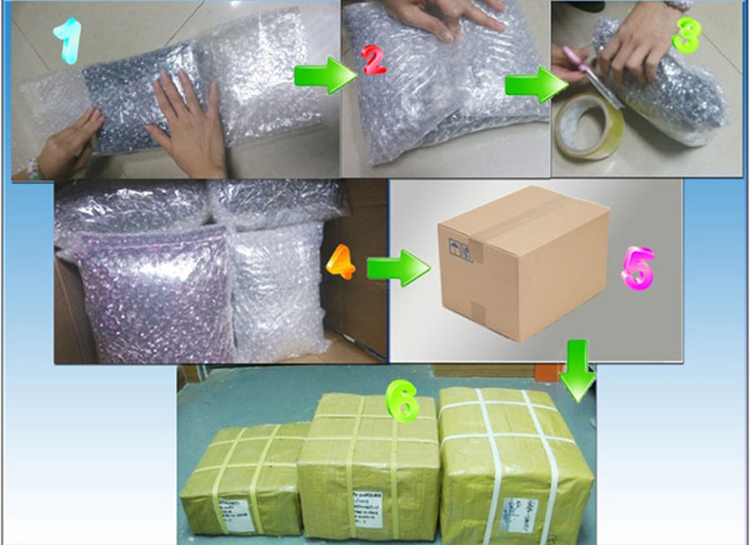 Free sample bulk packing Korean rhinestone hot fix lead free nickle free for children clothes