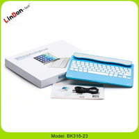 Newest Design Bluetooth Wireless Keyboard For iPad Air 2 Mobile Bluetooth Keyboard Case