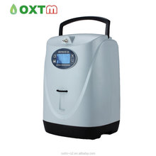 5 setting 93% Medical portable oxygen concentrator with battery