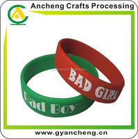 colourful silicon wristband cheap bracelet usb flash drive for promotional items