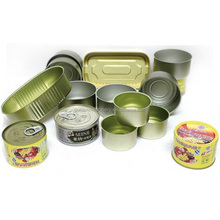 Automatic 2-Piece Canning Making Machine Drinks lunch meat tin can