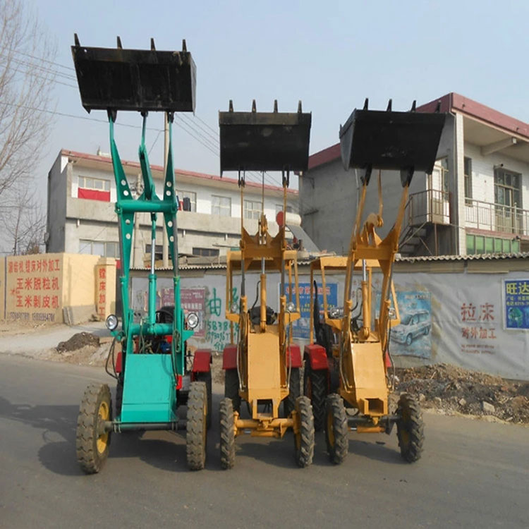 Best Selling Construction Machine Widely Used Loaders