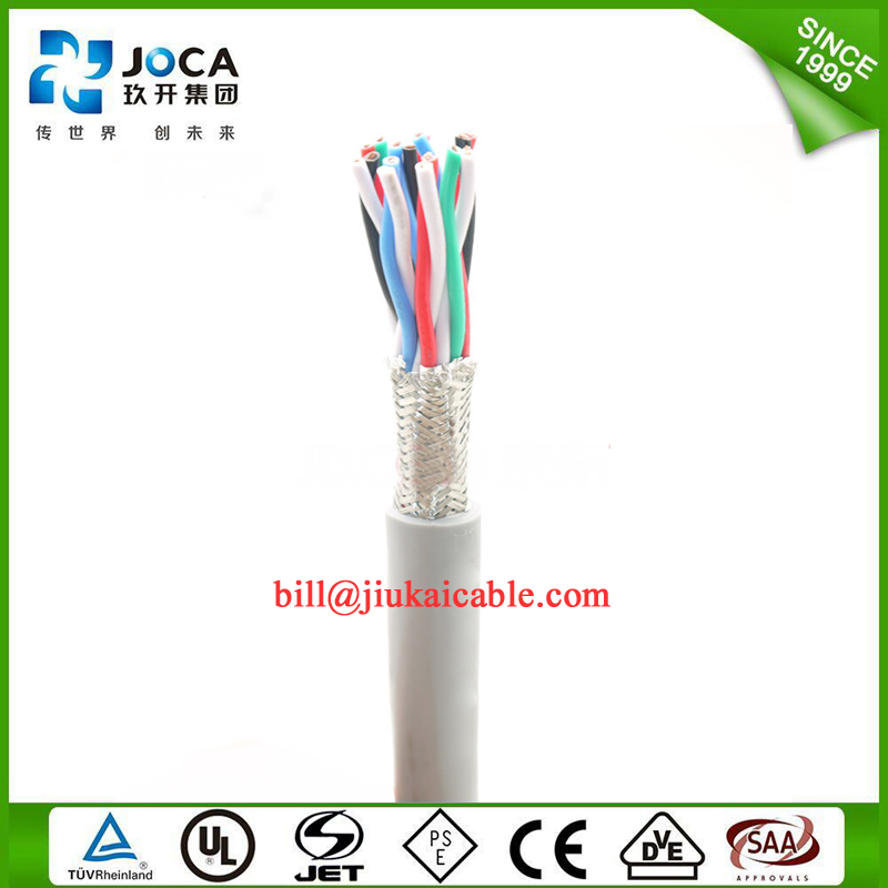 Rvs/network Wire 1.5sqmm 2.5mm Twisted Pair Pvc Cable