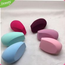 Purple cosmetic sponge / latex free purple makeup sponge ,LYnm cosmetic blender sponge