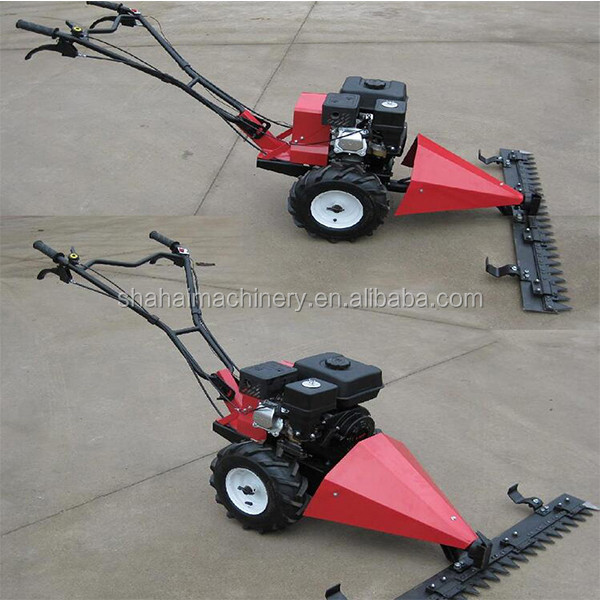 Gasoline Sickle Bar Mowers for sale/Scythe Mower For Garden