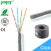 High quality UTP/FTP/SFTP Cat5e and amor cable from China direct manufacturer