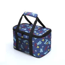School kids fitness lunch picnic cooler bag