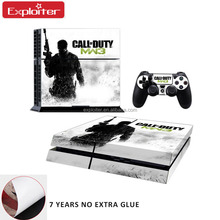 Bottom price hotsell vinyl removable ps4 body skin
