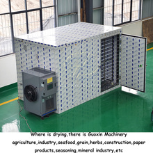 heat pump dryer in food industrial dehydrator