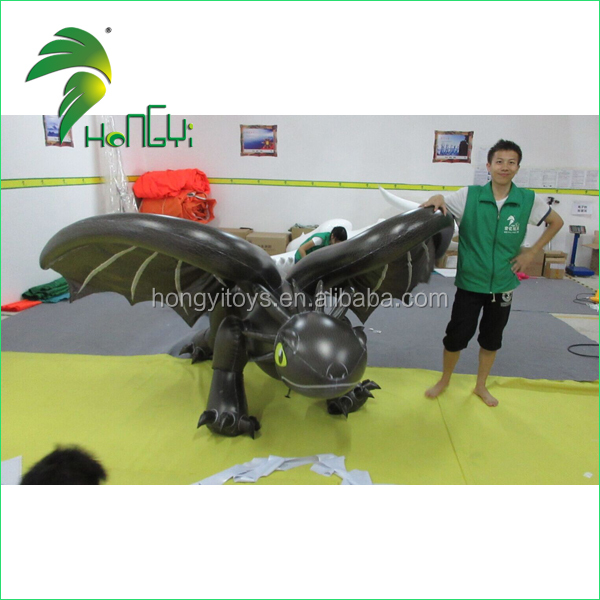 2015 Animal costume inflatable toothless dragon costume