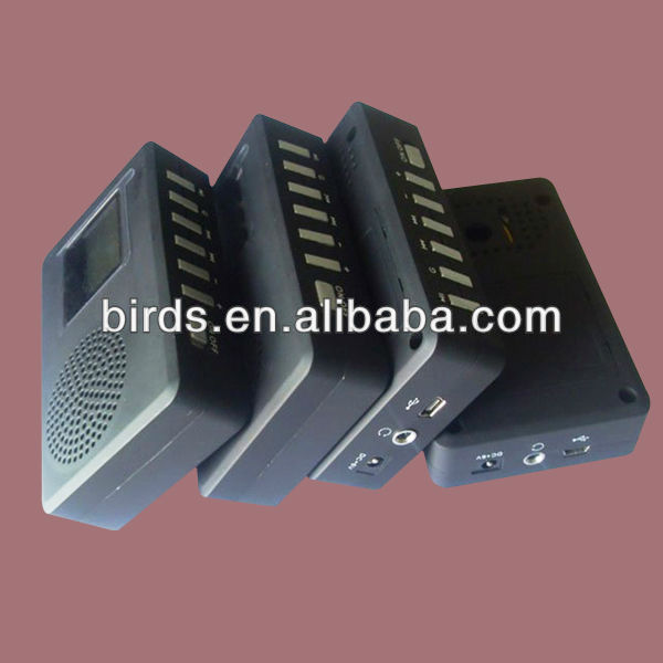 CP-350 ultrasonic bird caller,mp3 player with bird sounds