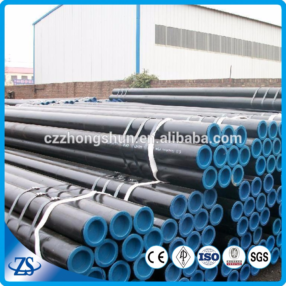 high quality ASTM A179 heat exchanger hot rolled high pressure seamless boiler steel tube