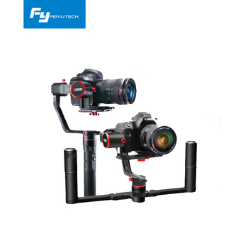 2018 Factory Direct FeiyuTech A2000 gimbal for DSLR Cameras Gimbal for Son y/ Canon/ Panasonic