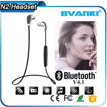 2016 hot new China factory free sample Silent Disco Mp3 N2 bluetooth headphones/headphones wireless bluetooth With Mic Headset