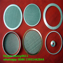stainless steel filter disc by korea sintering technology--------Ligeda323