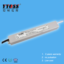 Constant current 35W 350mA waterproof led driver