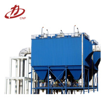 China supplier industrial baghouse dust collector for cement kiln head