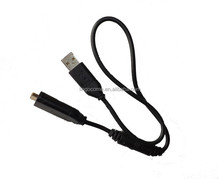 USB Cable for Samsung SUC-C6 ST550 TL225 ST1000 PL70
