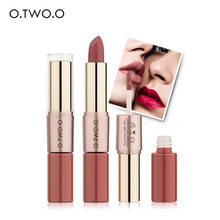 O.TWO.O Hot Sale High Quality 2 IN 1 Matte Liquid Lipstick