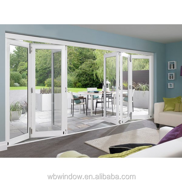 Cheap House Doors For Sale Upvc Material Parlour Folding DoorUpvc Sliding Bi-fold Doors - Buy Cheap House Doors For Sale Upvc Material Parlour Folding Door ...