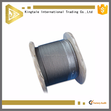Sae1006/1008/1012/1017/10181mm Hot Rolled Steel Rope/wire products IN STOCK