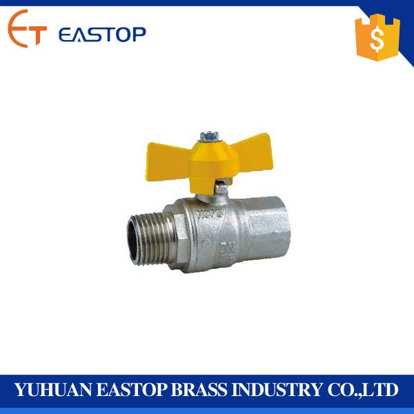 Ball Type Valve Needle Valve Brass Balance Valve