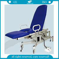 AG-S106B Labour examination with electric motor gynecology chair price