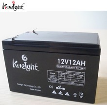 VRLA battery 12V 12AH sealed gel batteries for e-bike