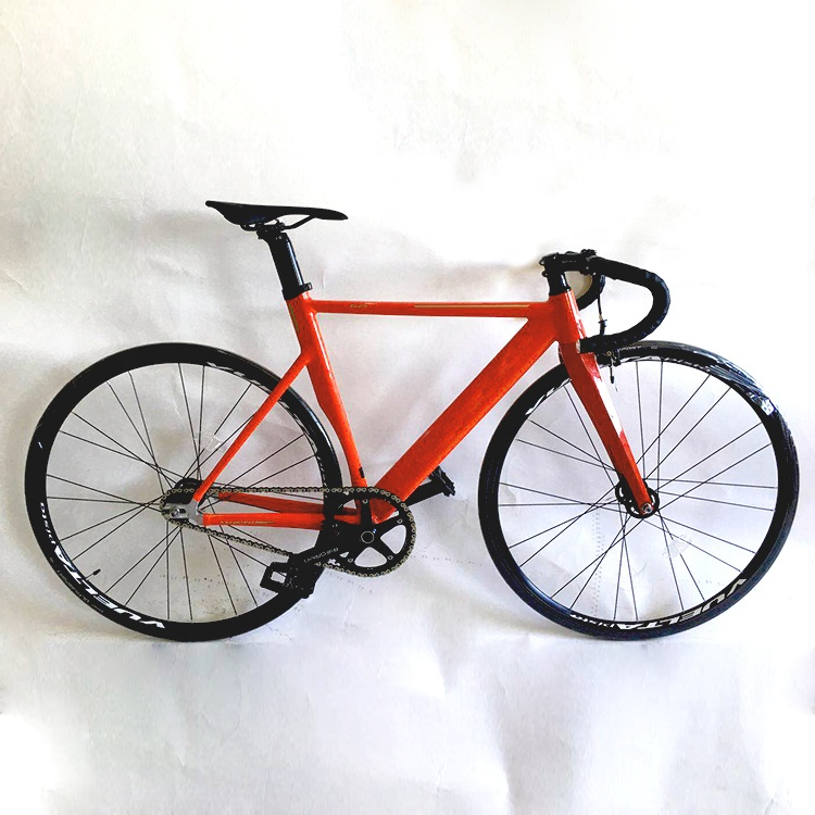 Aluminum Fixed Gear Single-Speed Fixie Urban Track Bike