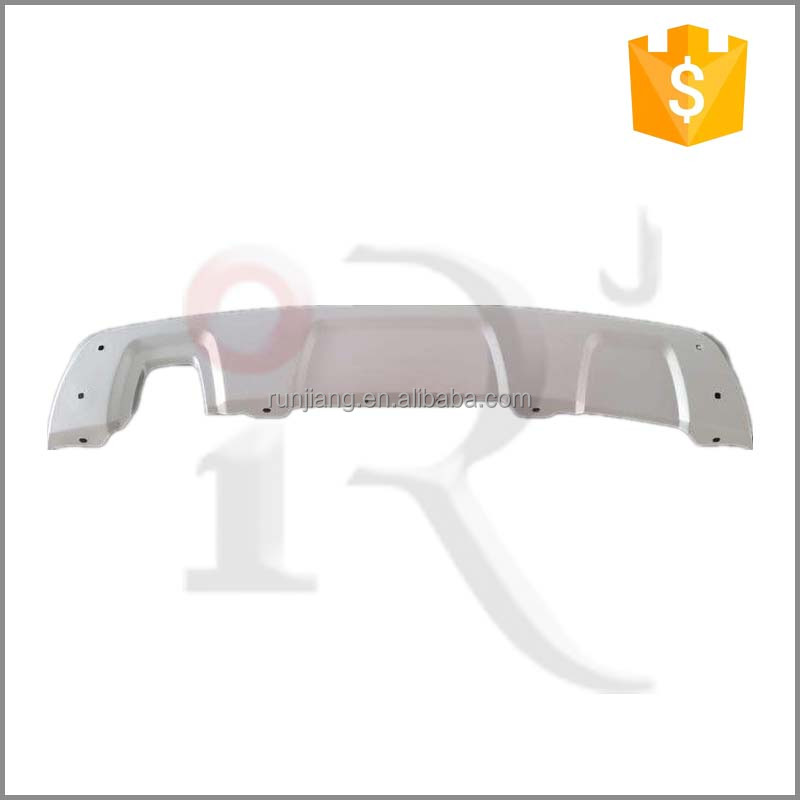New Products !!! chromed rear bumper trim board for Renault Duster/Dacia 2010