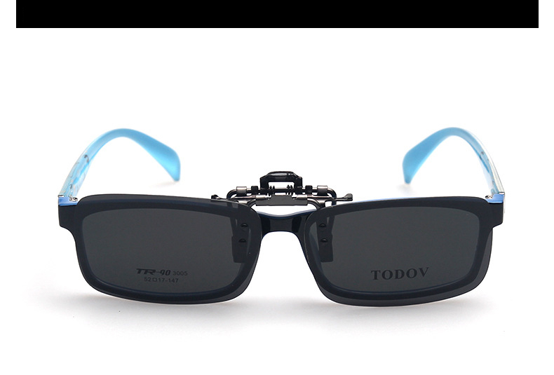 High quality Polarized Clip On Sunglasses Driving Night Vision Lens Sun Glasses Anti-UVA Anti-UVB For Women & Men CC0130