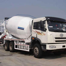 6*4 Cement Mixer Transiting 10M3 Mini Ready Mix Concrete Transit Truck Lorry