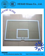 Tempered Glass for Basketball Board
