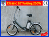 2015 china latest eye-catching elektrisk sykkel 250w KCEB008